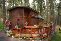 Tiny homes / by Glen Velez