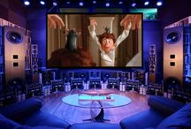 Most Expensive Home theatre in the World / Jeremy Kipnis has managed to create in his home the most expensive home theatre. No small detail was overlooked in this ultimate home theatre, from the construction of the room itself to the type of power supplying the components. Let's look at some of the best features that make up this $6m dream home theatre.