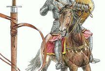 arms/armor 11th century