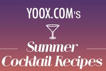 Summer Cocktail Recipes  / Shop our full selection of cocktail inspired looks at --> http://yoox.ly/SummerCocktailStyle  / by YOOX.COM Official Pinterest Page