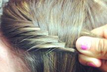 hair / by Kelsey Fallis