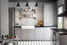 Køkken inspiration