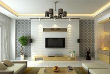 Living Room  / .