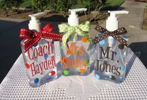 DIY Gifts / by Sherri Birchwell