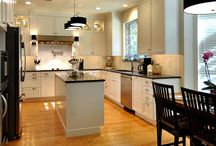 Space Saving Kitchen Design / Do a LOT with a little -- use The Kitchen Source, Dallas | Fort Worth / by The Kitchen Source