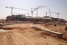 construction / construction of the highly complicated design, KAPSARC