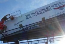 Chisel 3D Signs and Billboards / Dimensional signs and billboards to capture attention and extend your brand