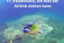 Airbnb Inseln