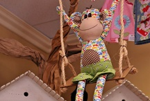 Sock Monkey Crazy & more..... / by Annette Grant