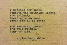 all writing Every Poem Come to Life Typewriter Poem by Tyler Kent White