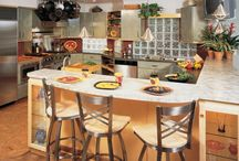 Home Decor Ideas / Interior designs with the use of Holland Bar Stool Products.