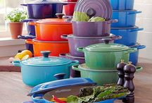 Le Creuset ~ All The Way‼️ / by Renee Lundy