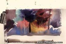 ~ Watercolor Tutorial ~
