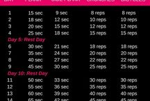 my 30 days workout