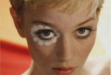 Sixties makeup styles