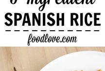 Easy spanish meals