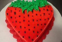 Summer mood cakes