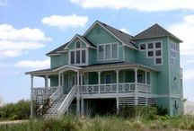 Beach House Plans / by Tara Slowik