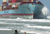 Ship disasters