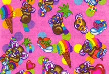 Lisa Frank / by Shana Sessler