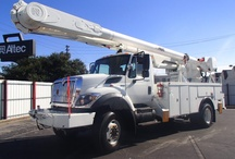 Used Bucket Trucks / Altec NUECO is the Used Equipment Subsidiary for Altec, Inc. family of companies. As the largest supplier of used bucket trucks, used digger derrick trucks, used crane trucks, Telecom Equipment Trucks, and Used Global Rental Equipment trucks, Altec NUECO offers a comprehensive package of products and services to provide outstanding customer support long after the sale. Altec NUECO is also the exclusive supplier of parts necessary to maintain this equipment.