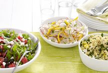 Salads! / by Victoria Wood