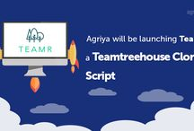 Agriya Teamr - Teamtreehouse clone script / Create a fully furnished online training platform with the assistance of Agriya's Teamreehouse clone script.