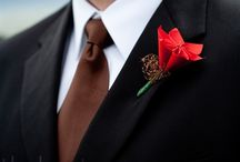 Boutonnieres / by Kelly Champagne