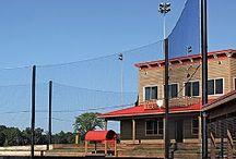 Baseball Safety Netting