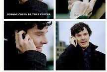 Sherlock! / by Kelsey Comeau