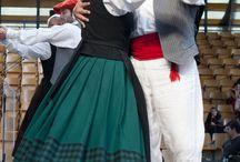 Werelddans/volksdans / Dansen uit de hele wereld