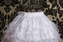 Petticoats and Bloomers