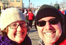 Minneapolis Instagram #thanksgiving #turkeytrot with my sister! And on my #birthday ! Enjoy the holiday!  #running #runnershigh #walk #hile