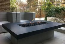 Outdoor Fireplace Inspiration