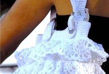 Crochet -bags, baskets, & applique / by Rachel