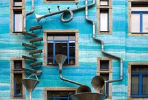 Exterior Design / All those funky outdoor design of anything and everything