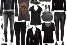 outfits / clothes