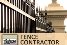 Fence Contractor / by Bravo Fence