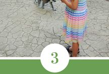 Vacation Tips for Families / Vacation tips and tricks from a family of 5 that LOVES to travel.