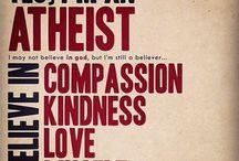 Atheism / by Jenni Jones