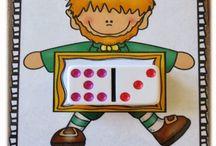 Kinder CCSSM / Kinder specific tips, tricks & tools