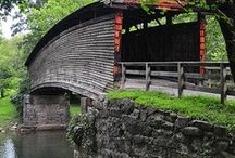 Covered Bridges / by Andre Michielsen