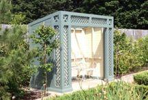 Stanley Fairbrother Garden Structures
