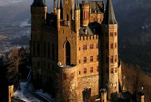 дворцы, замки и.т.д