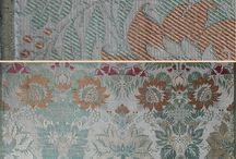 Antique textile