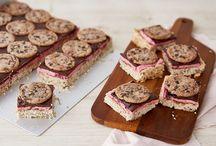 Rezepte :: Cookies & Bars / Rezepte von Cynthia Barcomi