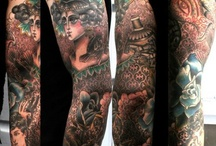 tattoo / by Vitor Caponi