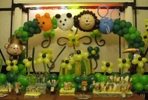 Kiddo's Deco / by Chiewling Tay