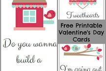 Valentine's Day / Craft Ideas, Sweet and Savory Food Ideas, Date Night Suggestions, Kid friendly projects, pet projects. / by Erin S at Woof Tweet Waah
