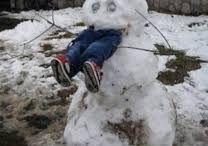 Snow activities